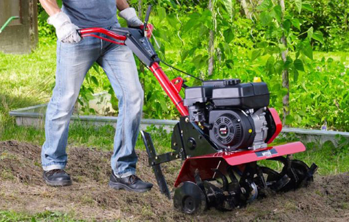 Rotortilling services in cottage grove